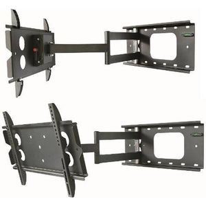 FIXATION - SUPPORT TV Duronic TVB109S Support de montage mural universel