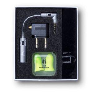 CASQUE - ÉCOUTEURS iFi Audio - IEMatch - Supresseur de souffle pour c