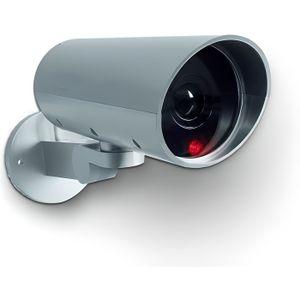 CAMÉRA FACTICE Caméra de surveillance factice motorisée à detecte 25856b2cb948
