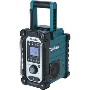 RADIO CD CASSETTE MAKITA Radio de chantier - Secteur ou batterie Li-