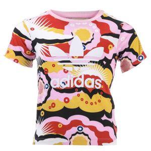 T-SHIRT T-shirt adidas Originals Cloud pour bébé fille en