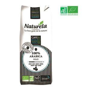 CAFÉ - CHICORÉE Naturela -1kg- Café 100% Arabica Équitable Grain