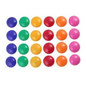 AIMANTS - MAGNETS Lot de 12 aimants pour tableau blanc, réfrigérateu
