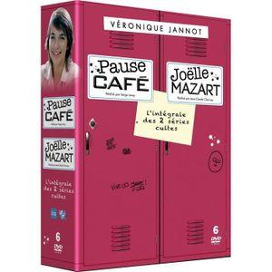 DVD SÉRIE Coffret de série TV Pause café et Joelle - En DVD