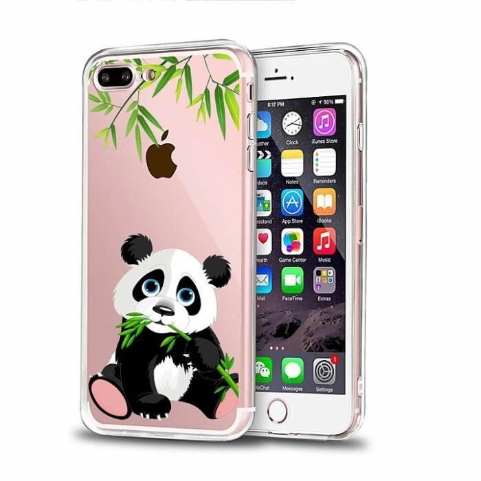 coque iphone 8 panda
