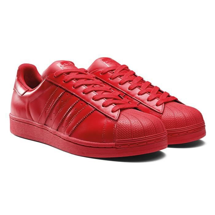 Adidas Originals Superstar Rouge Unicolor bleu