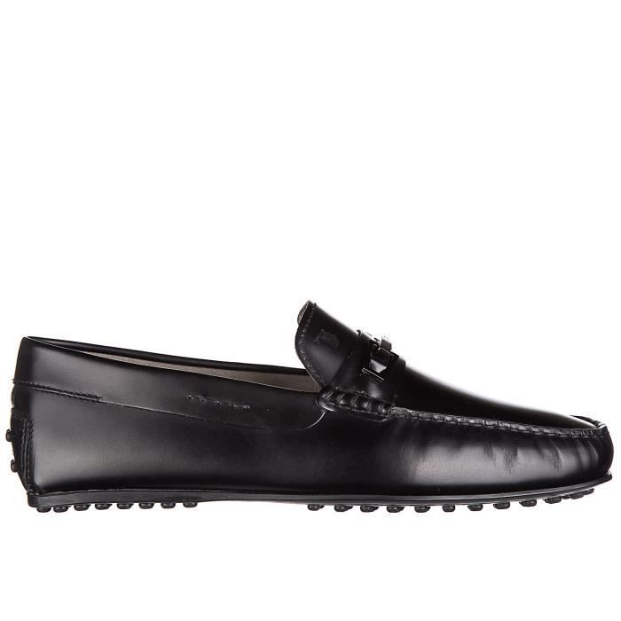 Mocassins homme en cuircity gommino Tod's