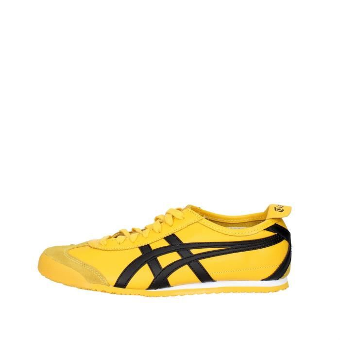 Onitsuka Tiger Sneakers Homme Jaune, 45