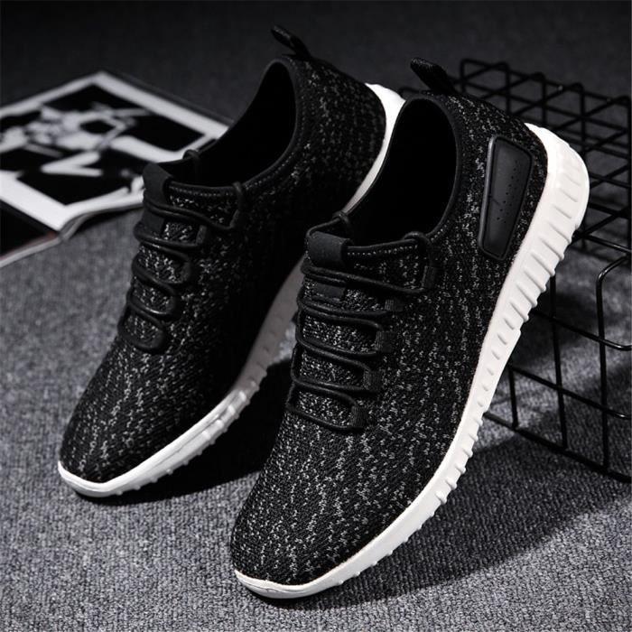 Sneaker Homme Qualité Supérieure Nouvelle Sneakers Mode Durable Confortable Léger Chaussure Respirant personnalité Durable Doux aM0Oj