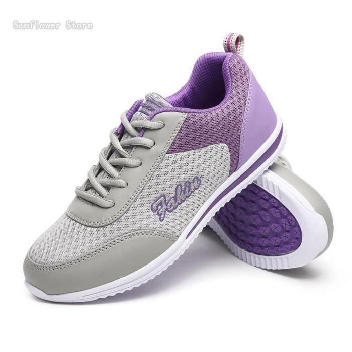 Tennis Chaussures Chaussure Femme Sport Kianii® Baskets De qzLGUVMSp
