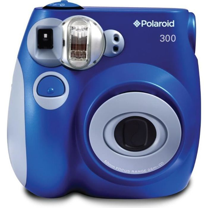 POLAROID PIC300 Bleu Appareil Photo Instantane Compact