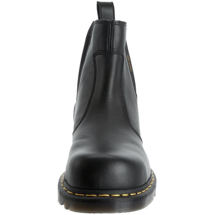 Fusion Chelsea Boot Taille toe Martens Dr AAJUZ Safety 39 agwq5nz