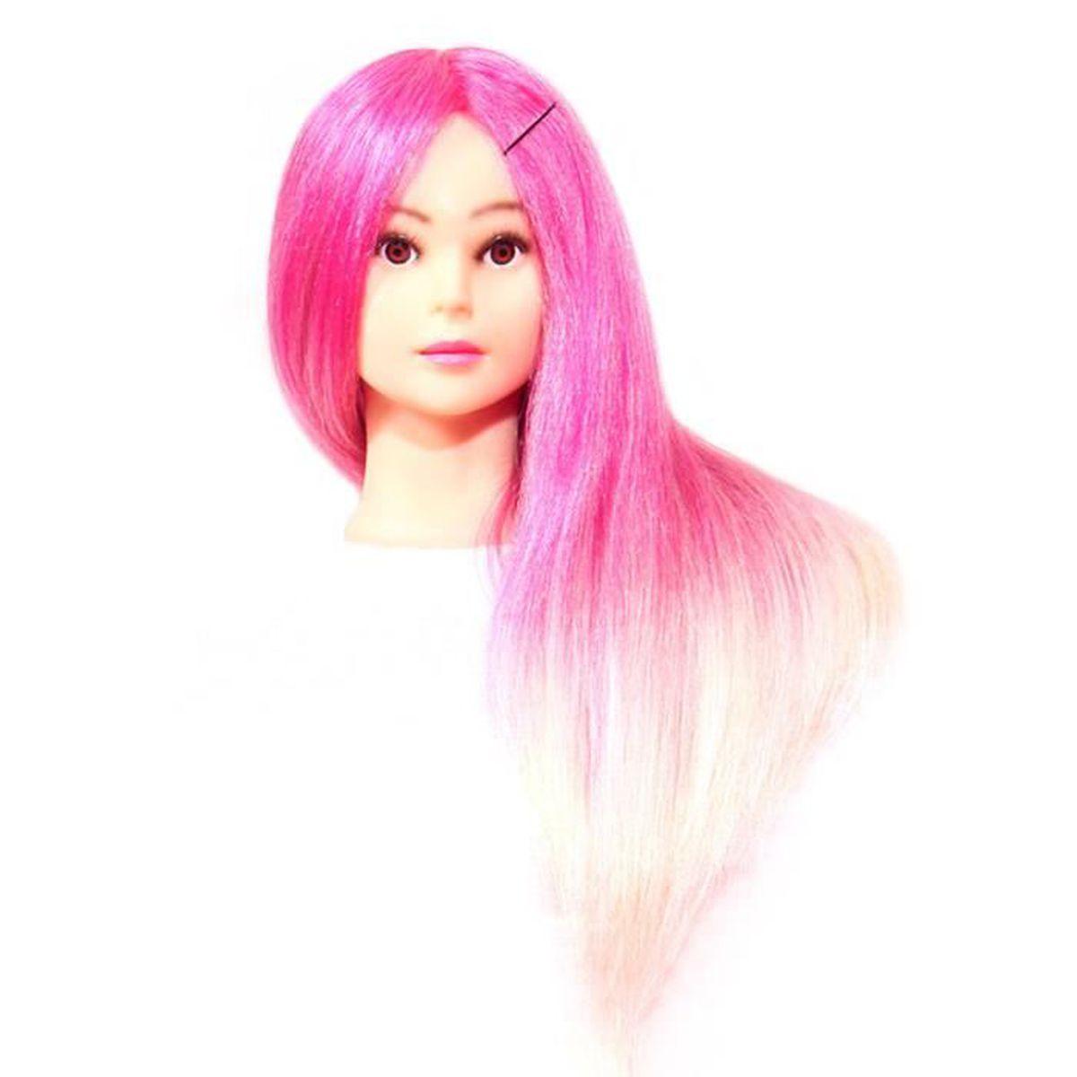 Couleur cheveux gris bleu femme