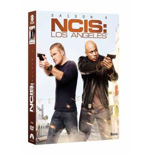 DVD SÉRIE DVD Coffret NCIS : Los Angeles, saison 4