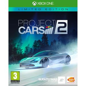 Project Cars 2 Limited Edition Jeu Xbox One