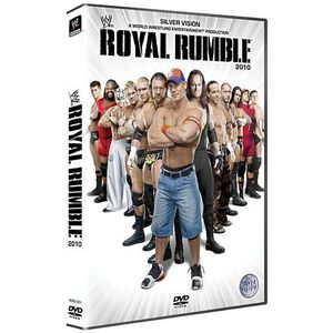 DVD DOCUMENTAIRE DVD Royal rumble 2010