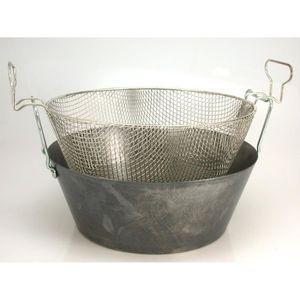 MICRO-ONDES LAR Fryer 46 de la grille de fer cm