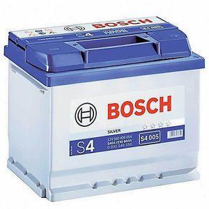 BATTERIE VÉHICULE Batterie BOSCH Bosch S4005 60Ah 540A - 36641109766