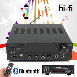 AMPLIFICATEUR HIFI Amplificateur stéréo Amplificateur Audio HiFi; 400