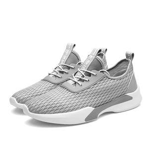 Chaussures De Tennis Mode Compensé Slip-On Casual AntidéRapant ... 60fb4c58b103
