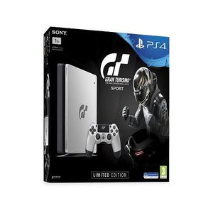 CONSOLE PS4 CONSOLE PS4 SLIM - 1 TB - GT SPORT LIMITED EDITION