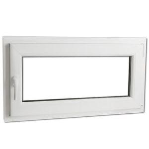 FENÊTRE - BAIE VITRÉE Fenêtre PVC triple vitrage oscillo-battante poigné