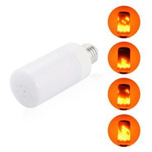 Décor Noël Halloween Effet Scintillement Émulation À Pour Fête Feu E27 Éclairage Led Ampoule Ld1257 Flamme De Xcsource Lumière thdCrxQs