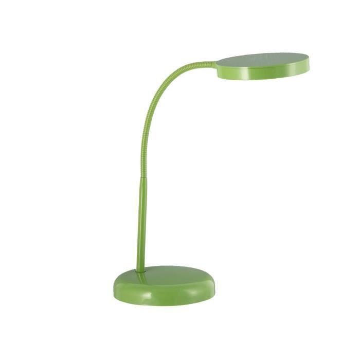 LAMPE A POSER Lampe de bureau flexible LED hauteur 445 cm 3W équ