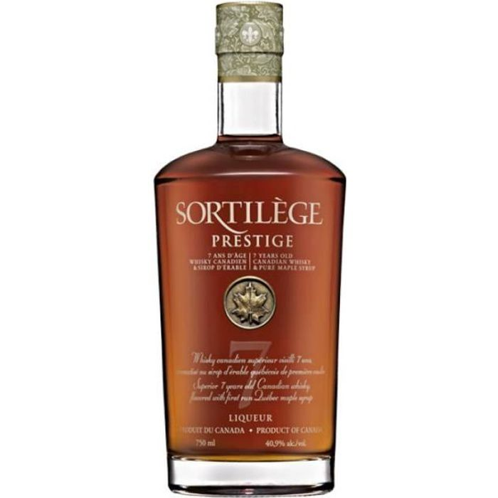 Blended to be the perfect balance of premium Canadian whisky pure maple syrup and fresh dairy cream this is truly a decadent treat Fragrant with aromas of