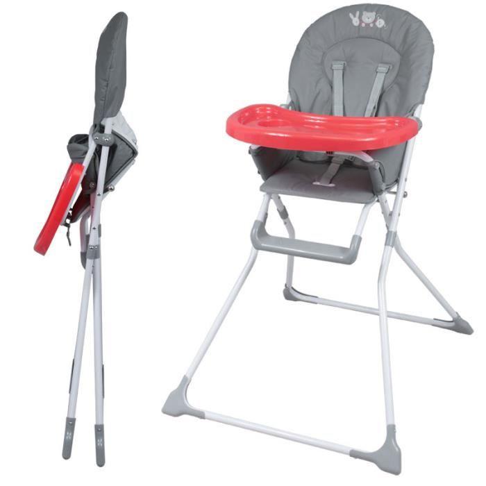 Chaise Haute Pliante Pour Bebe