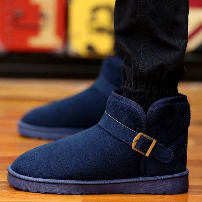 De Homme 214 Occasionnels Chic Antichoc Dexterity Bleu Chaussures Tennis R21673394 P7qBvq