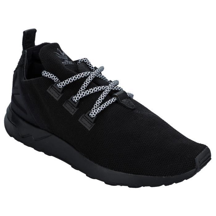 Baskets adidas Originals ZX Flux Adv X pour Hommes en Noir.