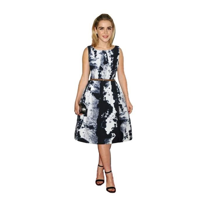 Womens Cotton Party Wear Dress 1KC670 Taille-38