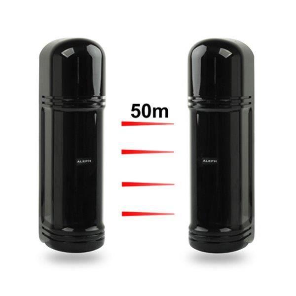 Barrière infrarouge 4 rayons portée 50m extérie… - Achat / Vente ...