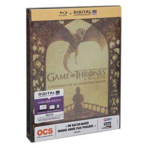 BLU-RAY SÉRIE Blu-Ray Coffret game of thrones, saison 5