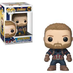 FIGURINE - PERSONNAGE Figurine Funko Pop! Marvel - Avengers Infinity War