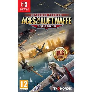 SORTIE JEU NINTENDO SWITCH Aces of the Luftwaffe - Squadron Edition Jeu Switc
