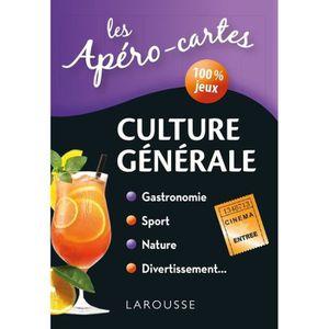 LIVRE JEUX ACTIVITÉS Culture générale