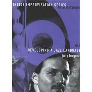 PARTITION Developing a Jazz Language vol.6 + CD