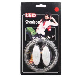 LACET  LED lumineux Lacets Veilleuse de sécurité Avertiss
