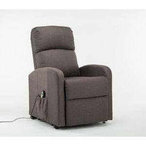fauteuil de relaxation lectrique achat vente pas cher. Black Bedroom Furniture Sets. Home Design Ideas