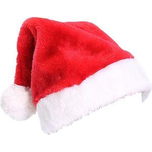 7857466a66e5 BONNET - CAGOULE Bonnet Chapeau de Père Noël Santa Adulte Unisexe -