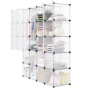 ARMOIRE DE CHAMBRE LANGRIA 20-Cube Armoire de Chambre 147X47X182cm Me