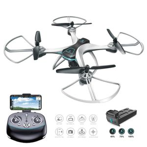 DRONE Fineco FX-8G drone 1080P Caméra Wifi FPV GPS Posit