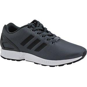adidas zx flux gris foncé