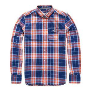 CHEMISE - CHEMISETTE Vêtements homme Chemises à manches longues Superdr bbb4305a867d