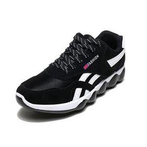 Hommes Sneaker Mode Marque De Luxe Chaussures De Sport Meilleure Qualité Grande Taille 39-44 mQhXIVi3Ub