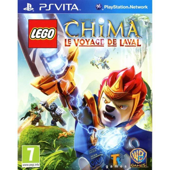 Lego Chima Jeu PS Vita