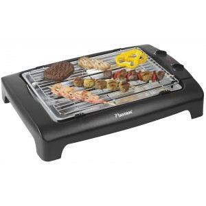 à poser - 2000W - Surface de cuisson : 26 x 28 cmBARBECUE DE TABLE - BARBECUE ELECTRIQUE