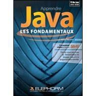Apprendre Java - Les fondamentaux - 1 poste